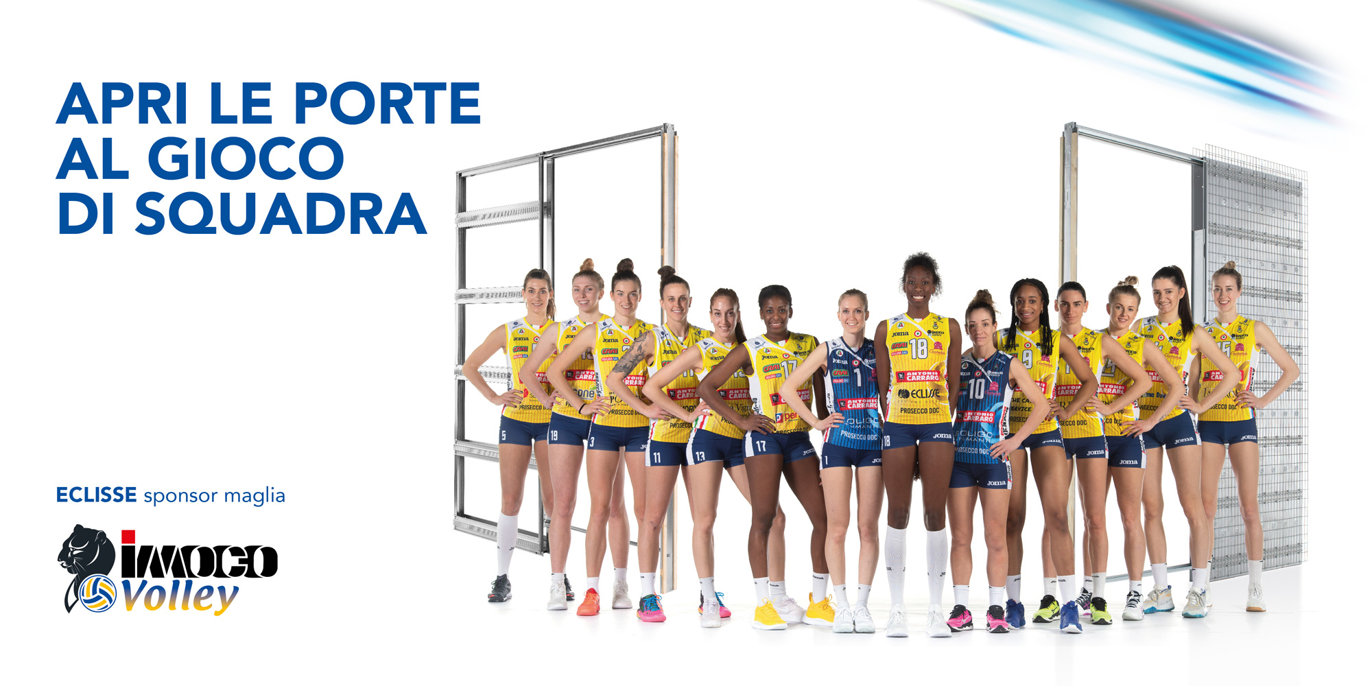 Imoco Volley - Le Pantere
